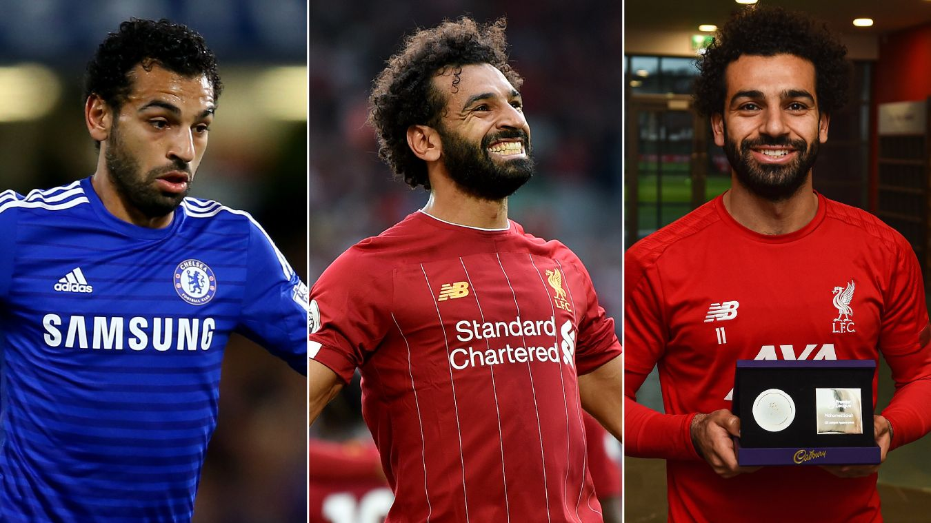 Premier League Milestones, Mohamed Salah