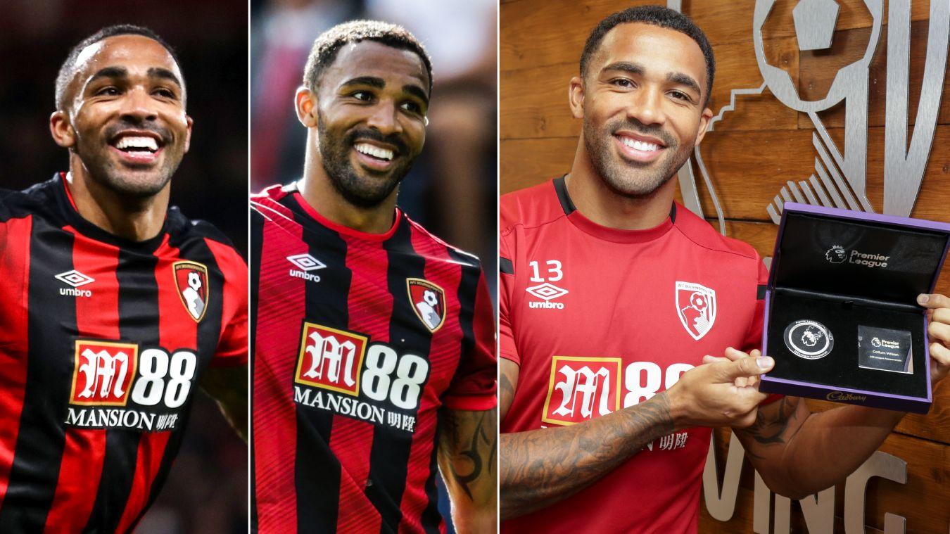 Premier League Milestones, Callum Wilson
