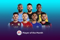 EA SPORTS January Player of the Month nominees
