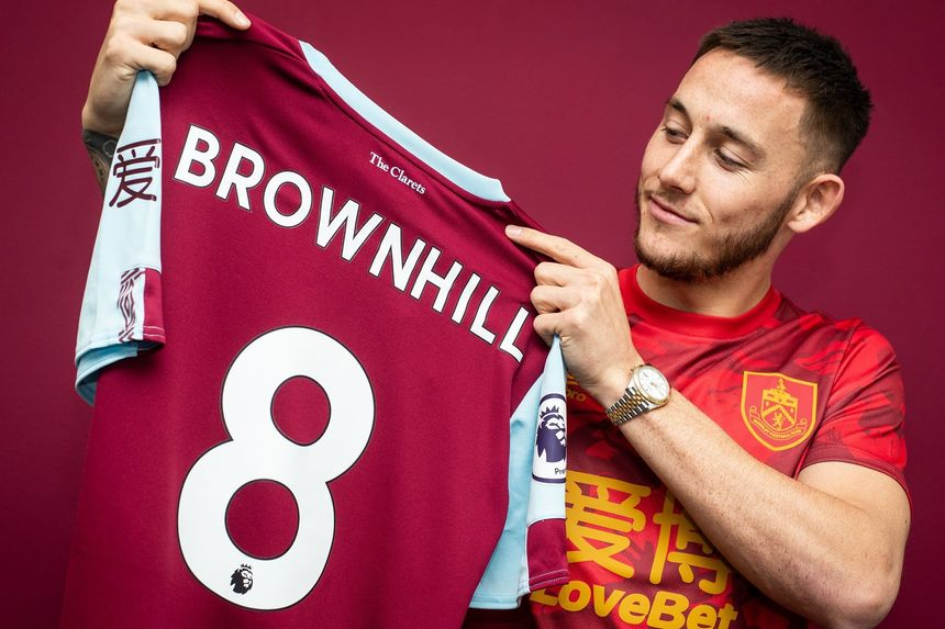 Josh Brownhill, Burnley