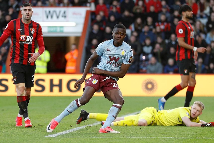 Premier League - AFC Bournemouth v Aston Villa