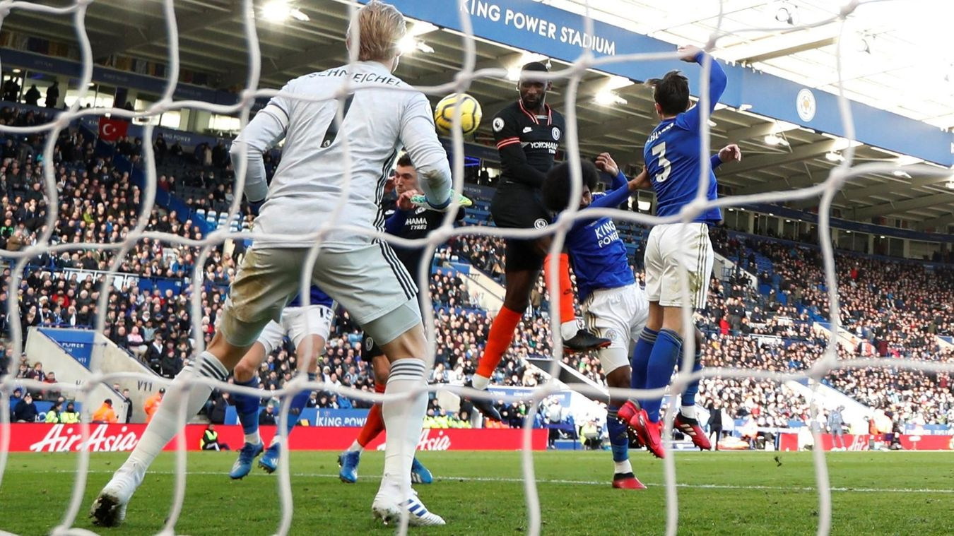 Leicester City 2-2 Chelsea