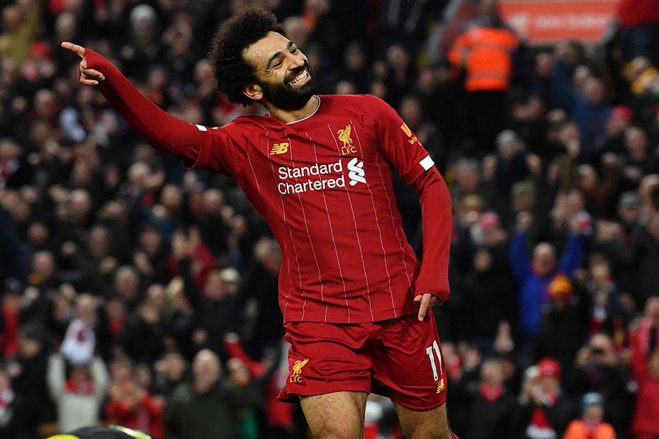 Mohamed Salah, Liverpool v Southampton