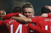 Flashback: Man Utd hold Chelsea from three down