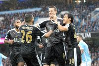 On this day - 6 Feb 2016: Man City 1-3 Leicester