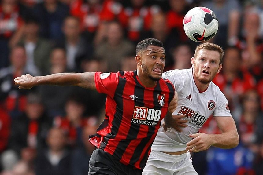 Joshua King, AFC Bournemouth v Sheff Utd