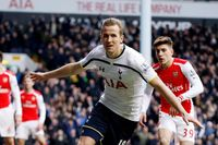 Celebrate Kane's birthday with his north London derby double