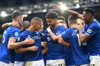Wright: Everton look good for European place