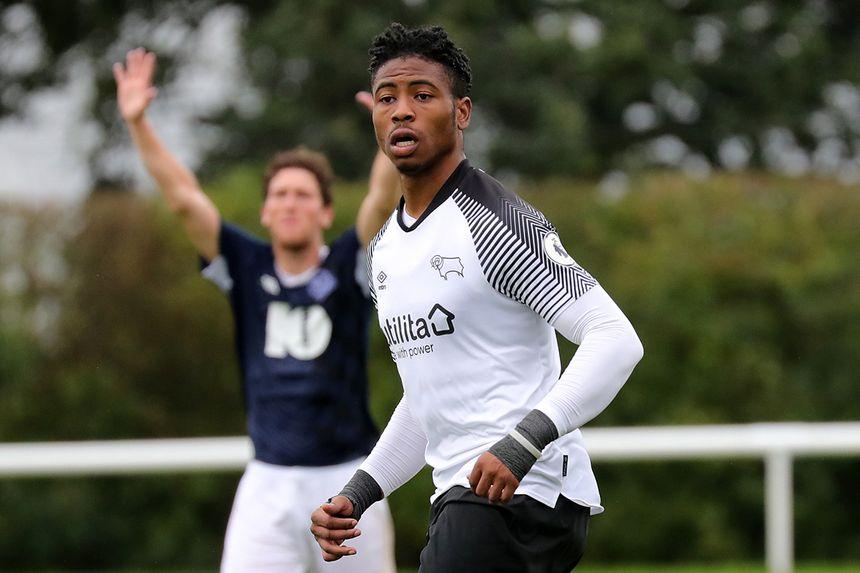 Jahmal Hector-Ingram, Derby County