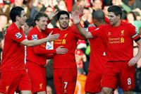 On this day: Five-goal Liverpool beat Swansea