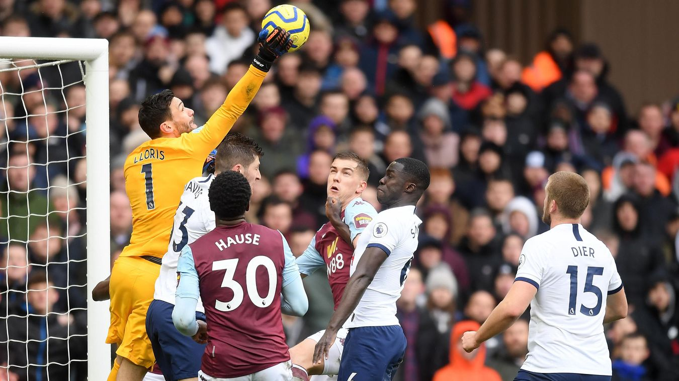 Aston Villa 2-3 Tottenham Hotspur