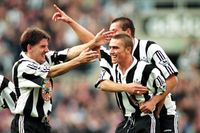 Goal of the day: Clark crashes in for Newcastle