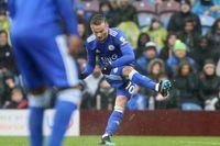 Watch Maddison's masterful free-kick at Burnley