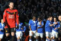 On this day - 20 Feb 2010: Everton 3-1 Man Utd