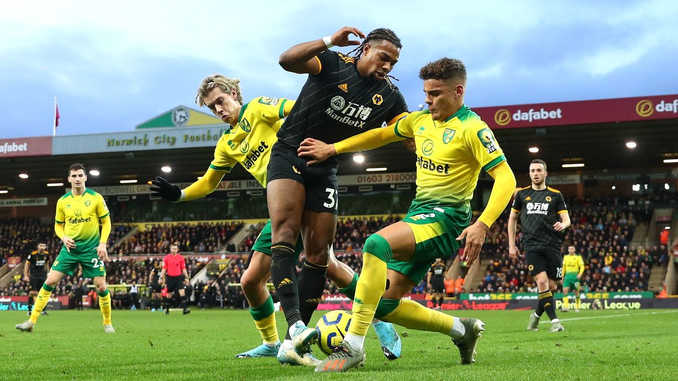 Wolverhampton Wanderers v Norwich City