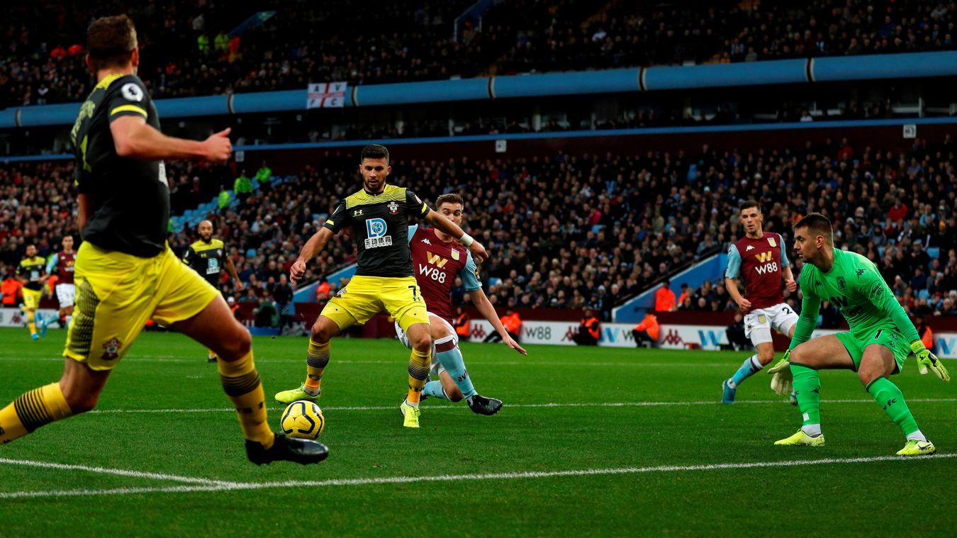 Southampton v Aston Villa