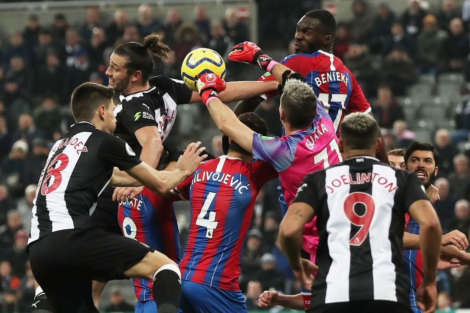Crystal Palace v Newcastle