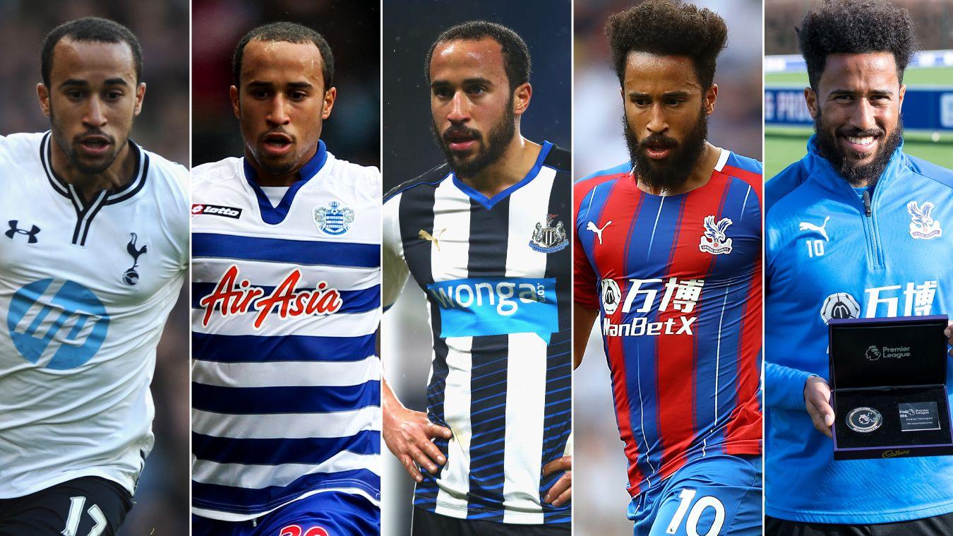 Premier League Milestones, Andros Townsend