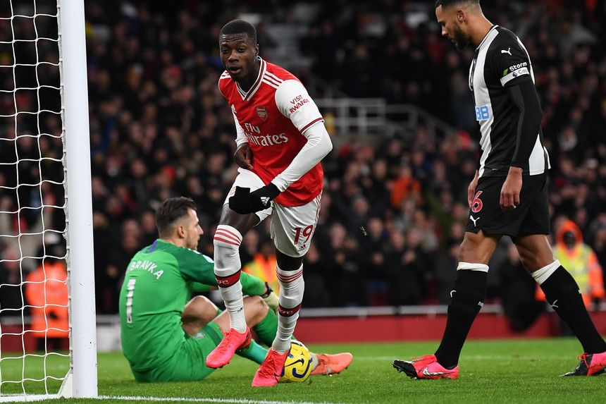 Arsenal FC v Newcastle United - Premier League