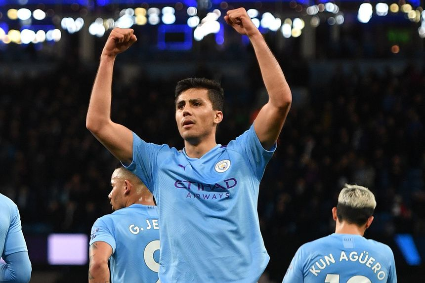 Rodri, Man City