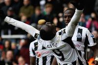 Flashback: Cisse stunner helps Newcastle beat Southampton