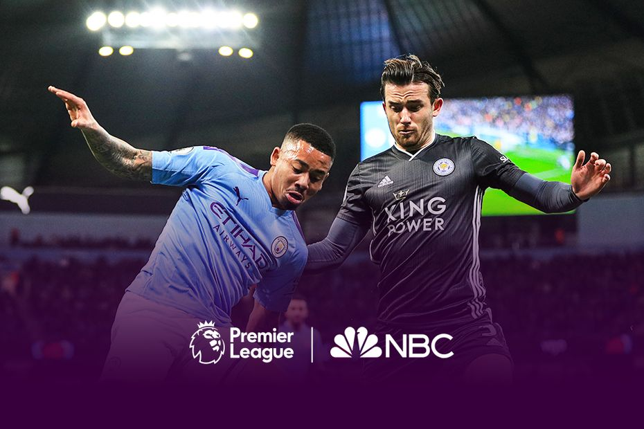 NBC Sports, Leicester v Man City