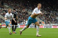 Goal of the day: Jelavic's acrobatics at Newcastle