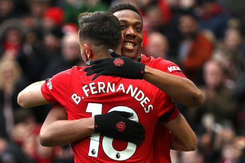Man Utd V Watford 2019 20 Premier League