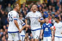 Goal of the day: Matic's rocket at Everton