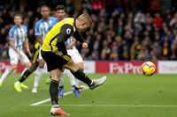 Goal of the day: Deulofeu's solo brilliance