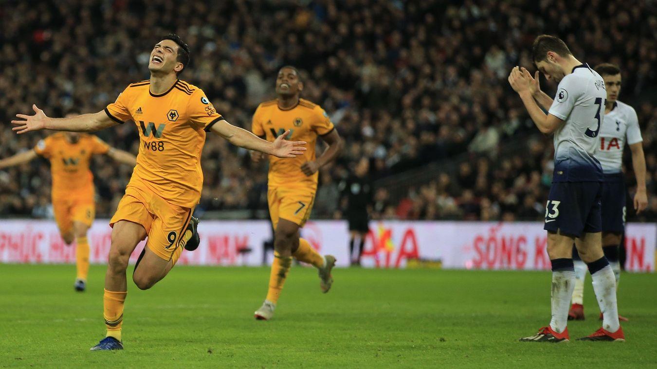 Tottenham Hotspur v Wolverhampton Wanderers