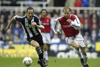 On this day in 2002: Bergkamp wonder goal at Newcastle