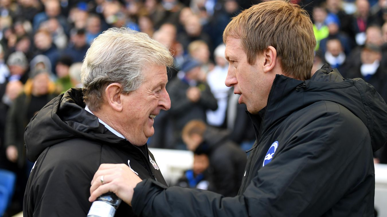 Brighton & Hove Albion 0-1 Crystal Palace