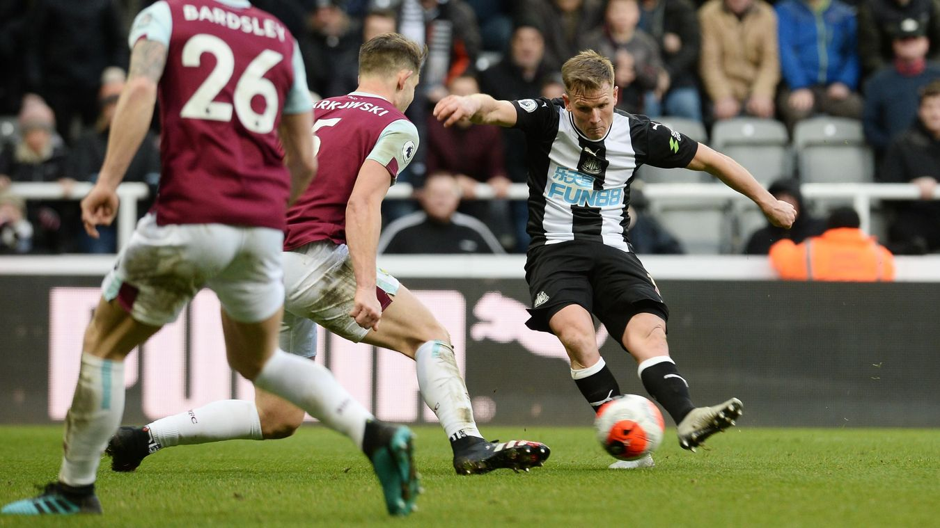 Newcastle United 0-0 Burnley