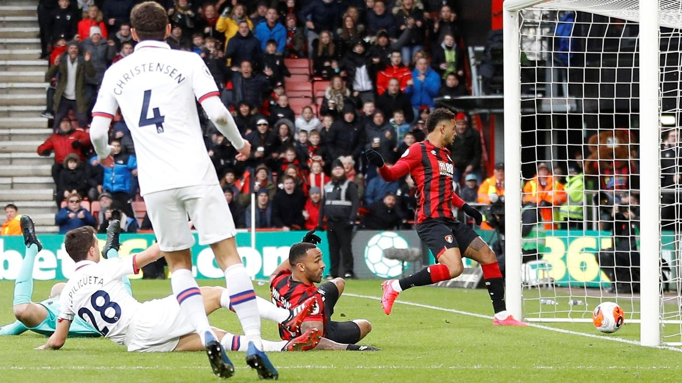 AFC Bournemouth 2-2 Chelsea