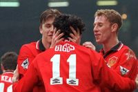 Goal of the day: Giggs' Manchester derby winner
