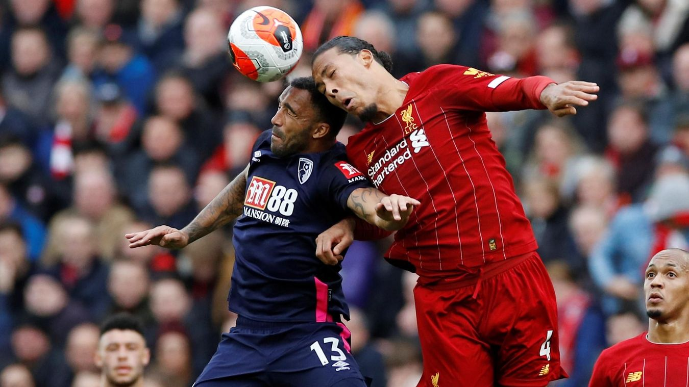 Liverpool 2-1 AFC Bournemouth