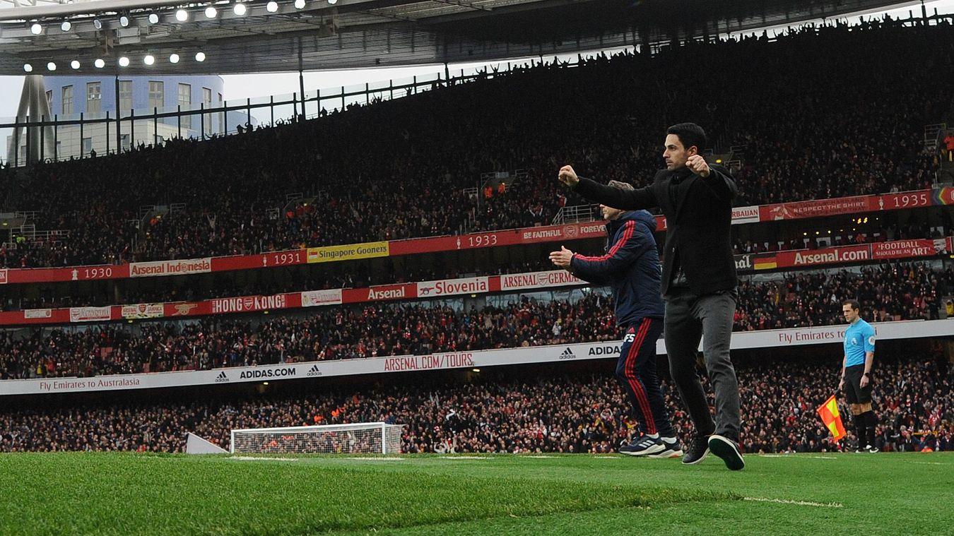 Arsenal 1-0 West Ham United