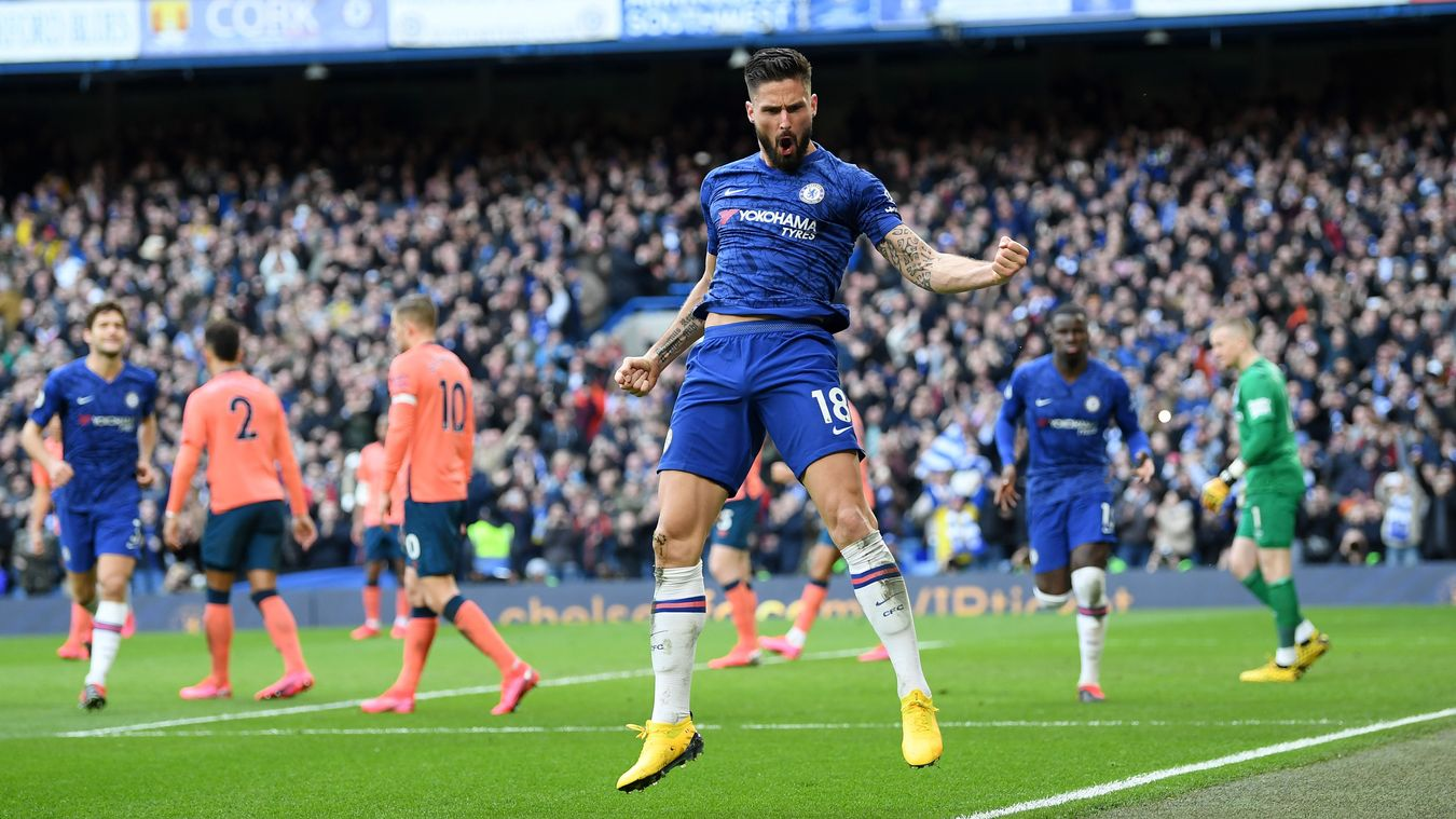 Chelsea 4-0 Everton