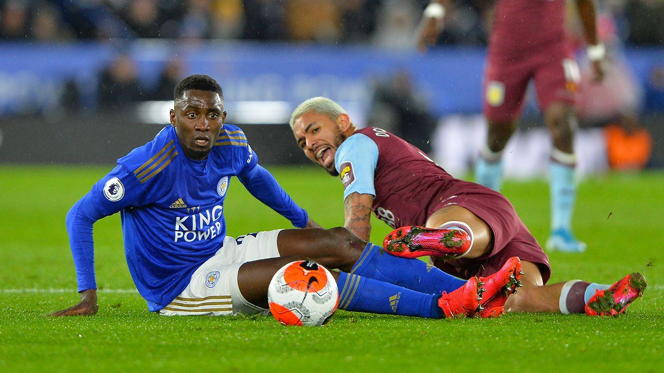 Leicester City 4-0 Aston Villa