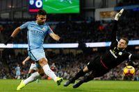 Classic match: Aguero helps Man City edge Burnley