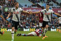 Flashback: Kane and Alli inspire Spurs win at Villa