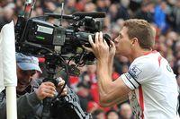 Flashback: Gerrard and Suarez down Man Utd