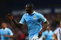 Goal of the day: Toure curls into top corner