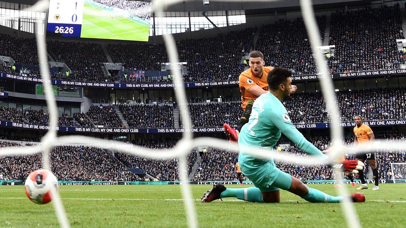 Tottenham Hotspur 2-3 Wolverhampton Wanderers
