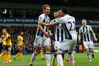 On this day - 18 Mar 2017: West Brom 3-1 Arsenal