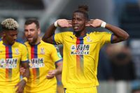 Goal of the day: 'Simply sensational from Zaha'