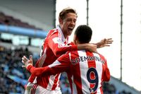 On this day - Crouch stars as Stoke defeat Villa