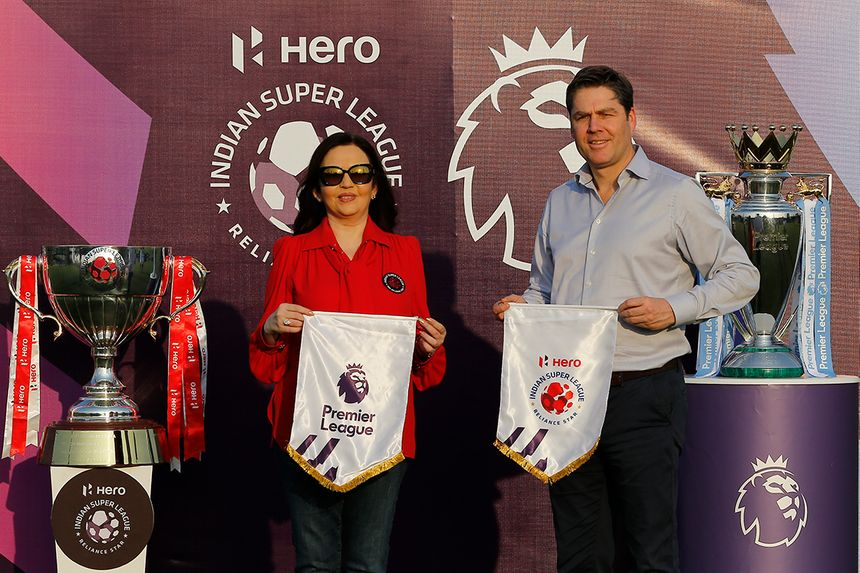 Premier League and ISL's mutual cooperation agreement
