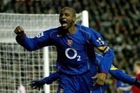 Flashback: Vieira starts and finishes move at Anfield